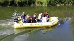 Wij verhuren ruime solide betrouwbare WHALY MOTORBOTEN , geschikt voor 2 of meerdere personen per boot.