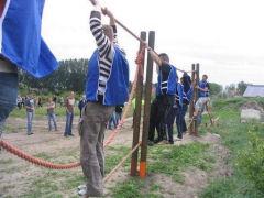 Boerenlympics, teambuilding op de boerderij !