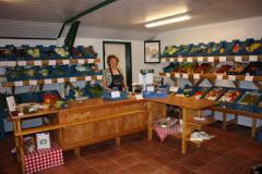 Boerderijwinkel van Rijsewijk, met lekkere producten van het Brabantse land!