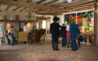 In de Cultuurboerderij vinden dagrecreatie, kunst- en cultuuractiviteiten plaats in de breedste zin van het woord.