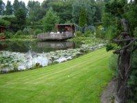 In de buurtschap de Vleut in Best is voor diegene die interesse heeft een mooie tuin te bezichtigen.