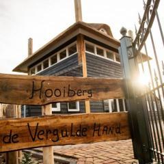 Op onze doeboerderij in het Brabantse Riel staat de groepsaccommodatie 'Hooiberg de Vergulde Hand'. Een sfeervolle en comfortabel vakantie verblijf.