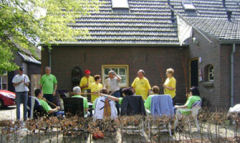 Voor groepen organiseren we uiteenlopende activiteiten om het verblijf aantrekkelijk te maken
