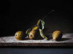Jan Teunissen Atelierbezoek Kunstschilder Jan Teunissen