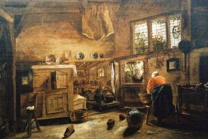 De collectie bestaat uit zo'n 65 schilderijen, 350 prenten en gravures, 25 beelden, 1300 strijkbouten