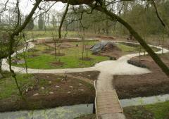 Op zaterdag en zondag 21 en 22 april van 11.00- 17.00 uur opent de nieuwe Naturentuin in Nieuwkerk, Goirle. Rondleiding, film en extra tuininfo.
