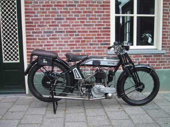 Het verzamelen van Norton motoren werd van zijn hobby zijn museum. De collectie omvat ongeveer 40 Norton motorrijwielen.