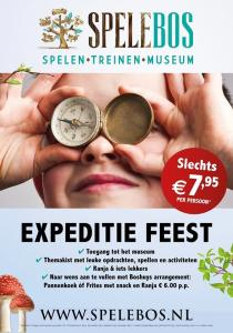 Zin in een superleuk kinderfeest?