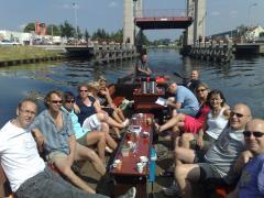 Tilburg AHOI Rondvaart voor besloten groepen