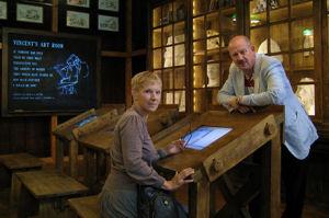 Op 13 jarige leeftijd komt Vincent van Gogh naar Tilburg als leerling van de Rijks-HBS.