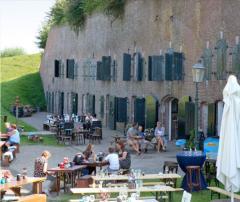 Bezoek alle forten, vestingen en monumenten van de Zuiderwaterlinie Noord-Brababnt.